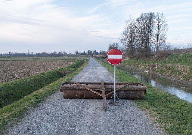 Restricción de los desplazamientos en Italia