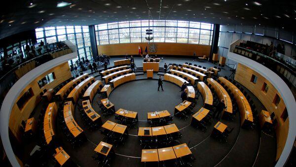 Parlamento de Turingia - Sputnik Mundo
