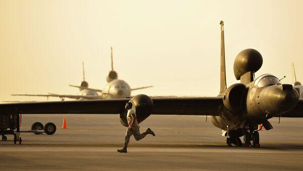 Un Lockheed U-2 - Sputnik Mundo