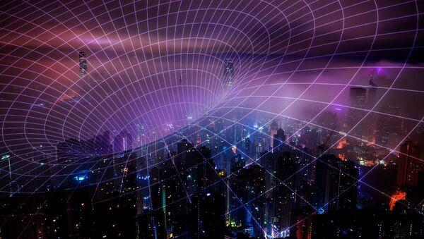 Una red virtual (iamgen referencial) - Sputnik Mundo