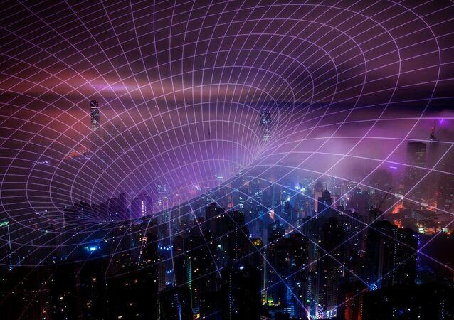 Una red virtual (iamgen referencial)