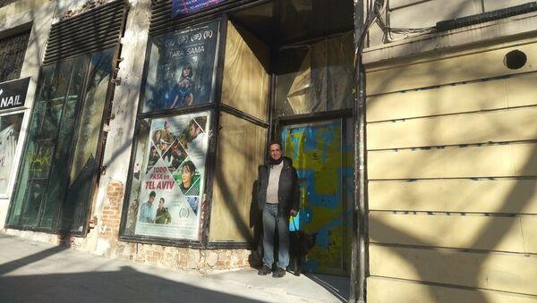 Miguel Ángel Pérez, empresario madrileño responsable de los Cines Embajadores - Sputnik Mundo