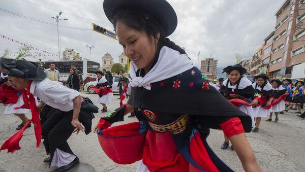 Semana Santa en Perú (archivo) - Sputnik Mundo