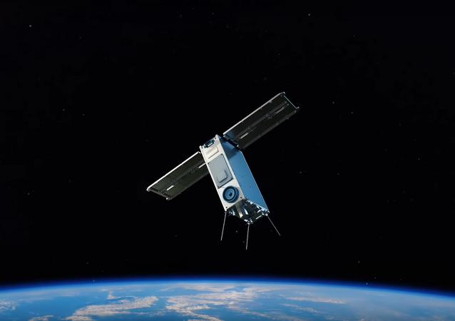 La Tierra fotografiada con un smartphone Xiaomi Mi 10 Pro