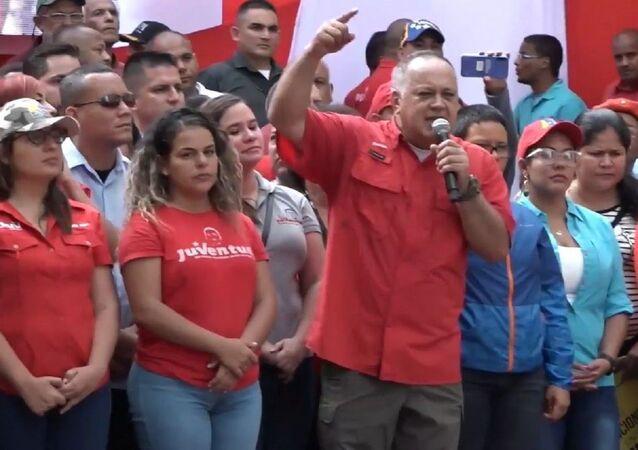 Cabello destroza a la oposición: Ese liderazgo hizo el ridículo otra vez