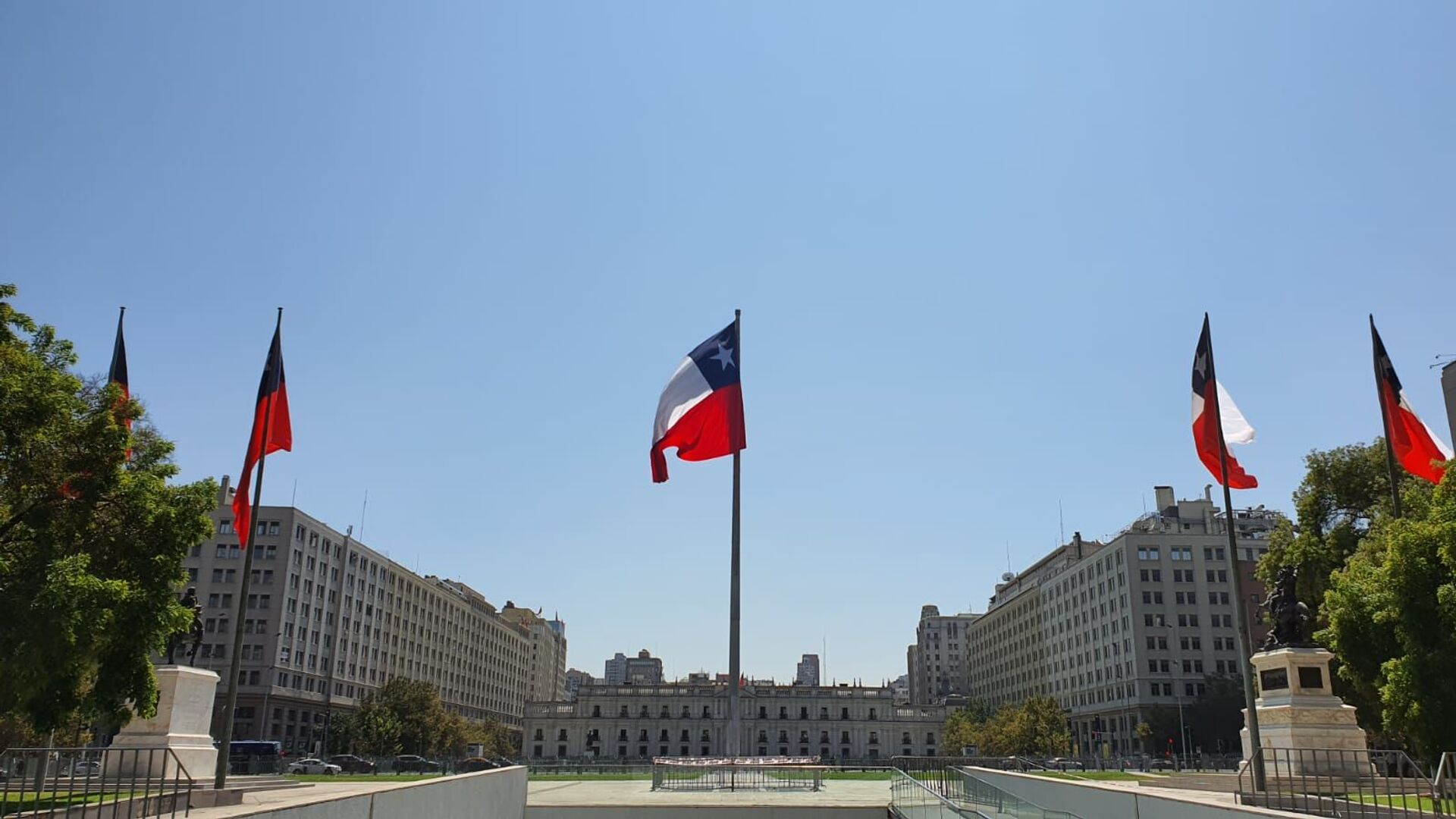 Bandera de Chile - Sputnik Mundo, 1920, 29.03.2021