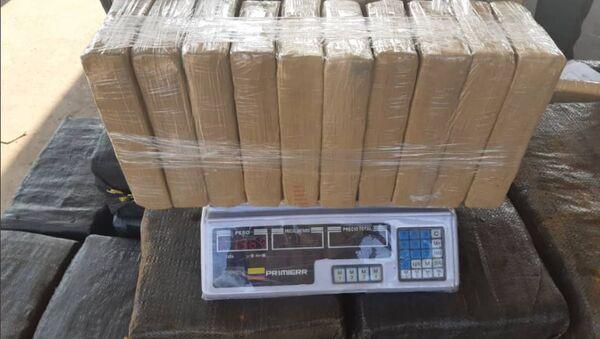 Cocaína, incautada por la Fuerza Armada   - Sputnik Mundo