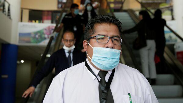Situación en Bolivia debido al coronavirus - Sputnik Mundo