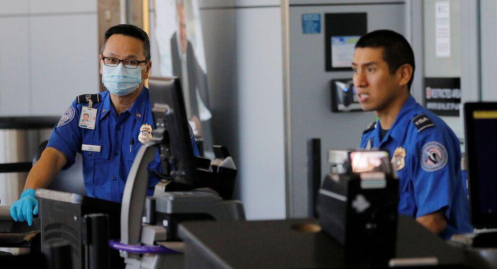 Personal de un aeropuerto (imagen referencial)