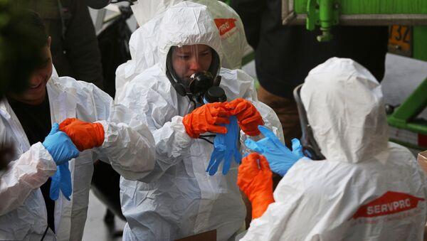La situación con coronavirus - Sputnik Mundo