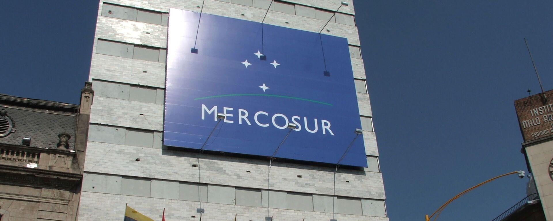 Sede de Mercosur - Sputnik Mundo, 1920, 07.07.2021
