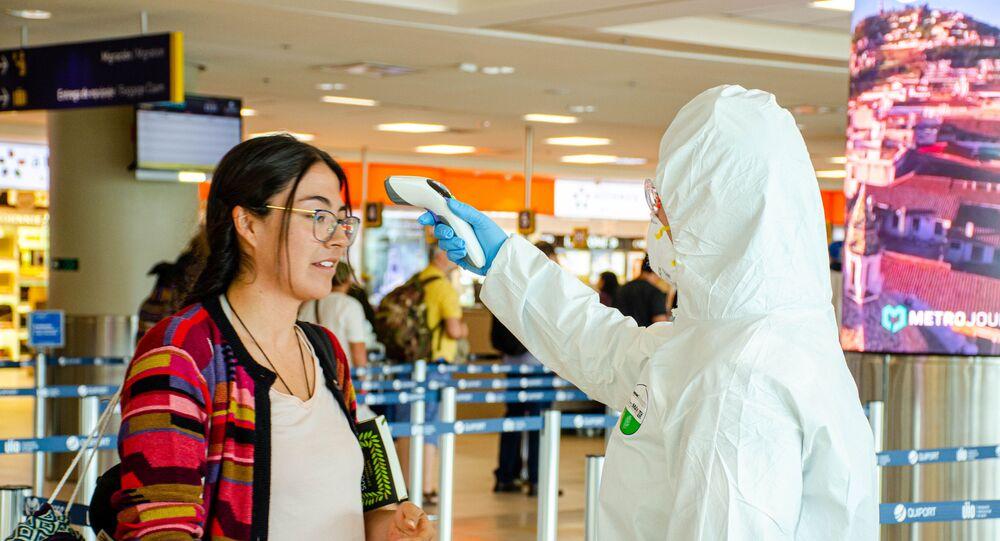 Presidente Lenin Moreno declara emergencia sanitaria por coronavirus — Ecuador