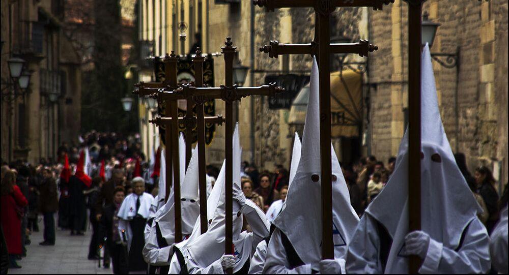 Celebración de la Semana Santa en España