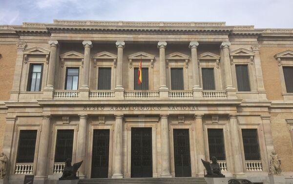 Museo de Arqueología Nacional de Madrid - Sputnik Mundo