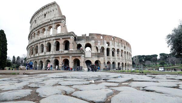 El Coliseo, Roma - Sputnik Mundo