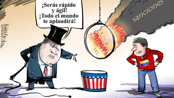 EEUU sanciona a una petrolera rusa… por el bien de Venezuela - Sputnik Mundo