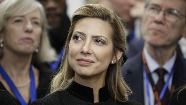 Fabiola Yáñez, primera dama de Argentina - Sputnik Mundo