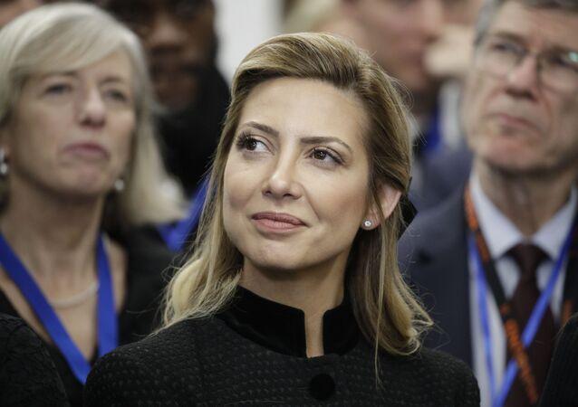 Fabiola Yáñez, primera dama de Argentina