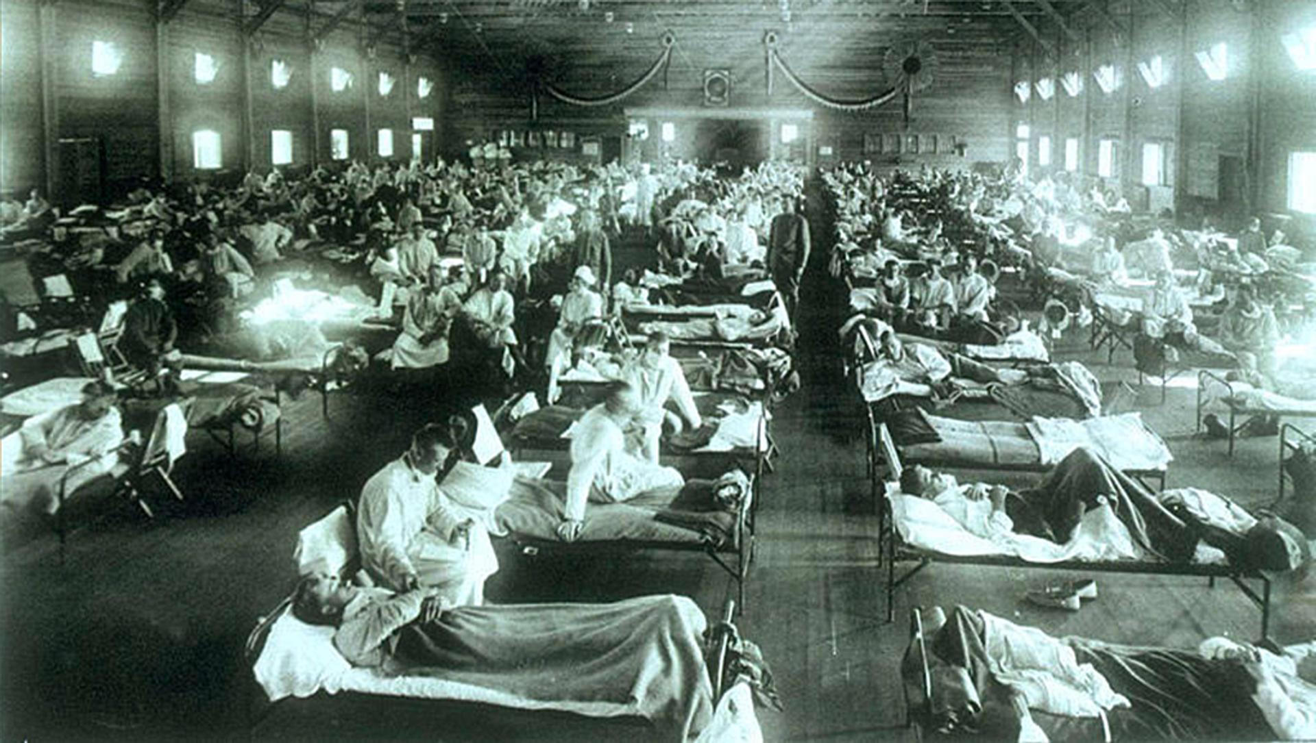 Pandemia de 1918 - Sputnik Mundo, 1920, 13.03.2020