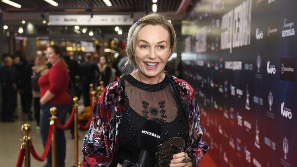 Natalia Andréichenko, la famosa actriz rusa - Sputnik Mundo