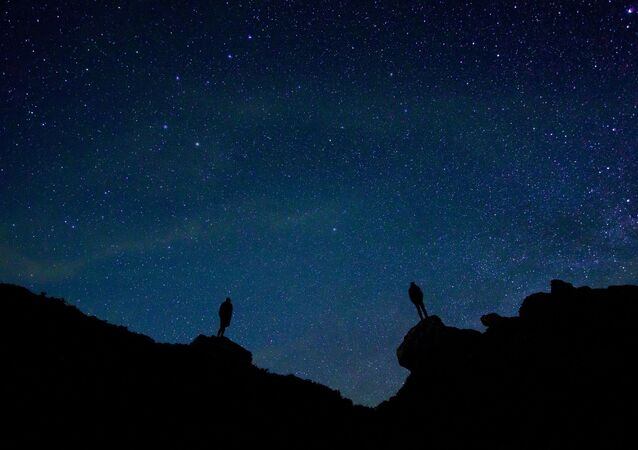 Estrellas en el cielo (imagen referencial)