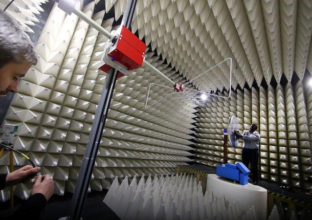 Escenario de las pruebas de seguridad del 5G
