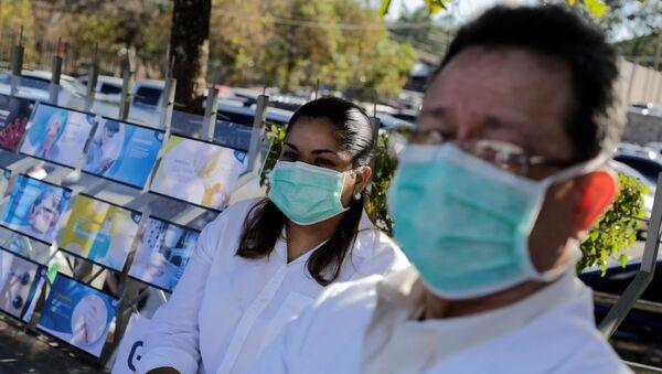 Coronavirus en Honduras - Sputnik Mundo