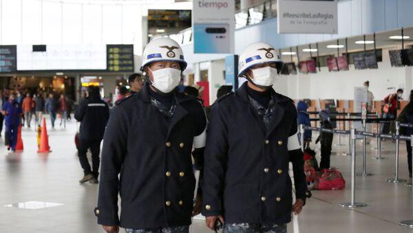 Aeropuerto en Bolivia - Sputnik Mundo