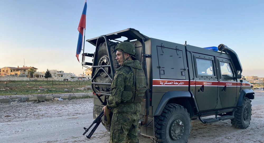 Patrullaje ruso-turco en Idlib
