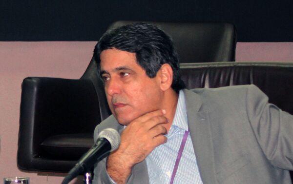 Doctor Eulogio Pimentel, director general del Centro de Ingeniería Genética y Biotecnología - Cuba - Sputnik Mundo