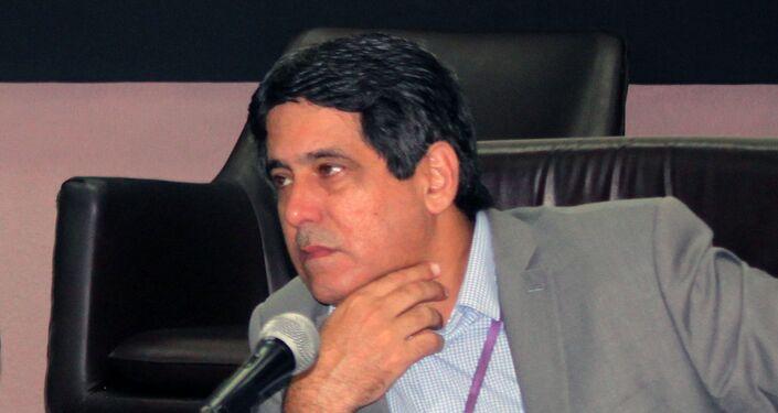 Doctor Eulogio Pimentel, director general del Centro de Ingeniería Genética y Biotecnología - Cuba
