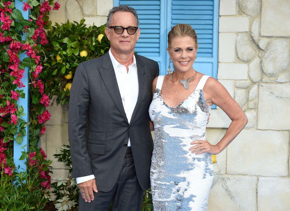 Tom Hanks, Olga Kurilenko… estos son los famosos con COVID-19