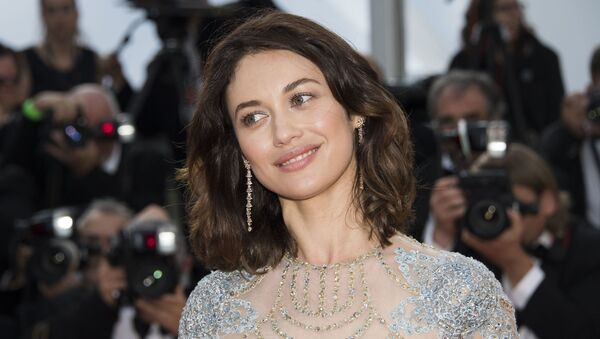 Olga Kurilenko, actriz francesa - Sputnik Mundo