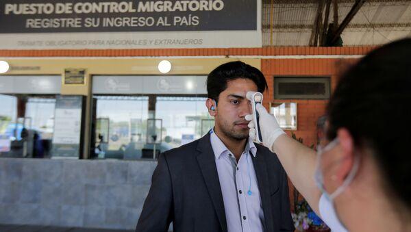 Revisión del coronavirus en Paraguay - Sputnik Mundo