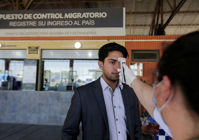 Revisión del coronavirus en Paraguay