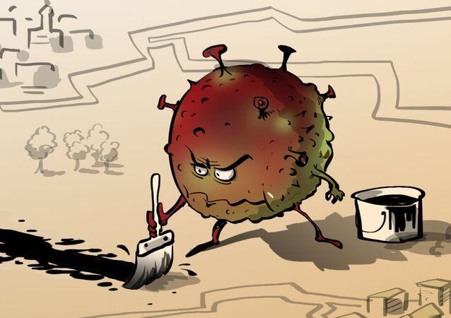 El coronavirus levanta muros por todo el planeta