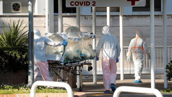 Coronavirus en Italia - Sputnik Mundo