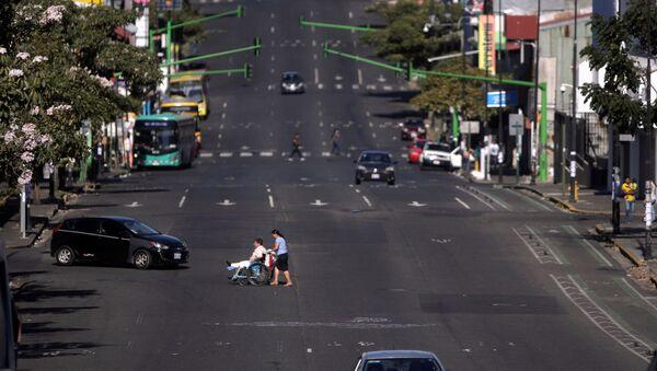 Calle en San José, Costa Rica - Sputnik Mundo