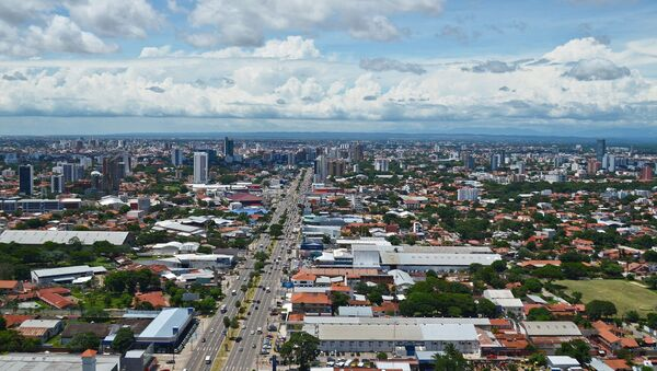 La ciudad boliviana de Santa Cruz - Sputnik Mundo