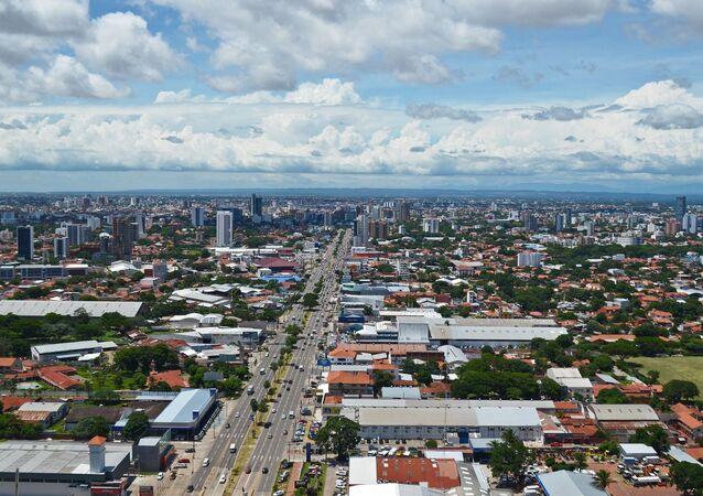 La ciudad boliviana de Santa Cruz