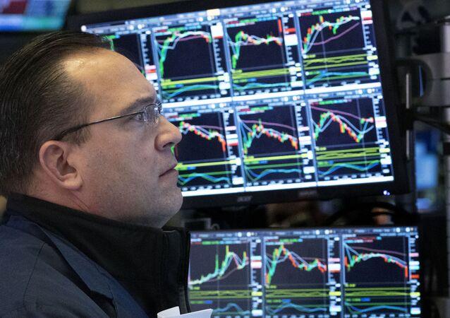 Crisis en los mercados bursátiles