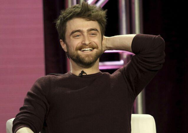 Daniel Radcliffe, actor británico