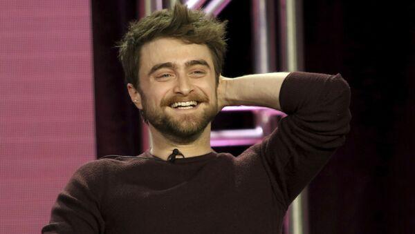 Daniel Radcliffe, actor británico - Sputnik Mundo