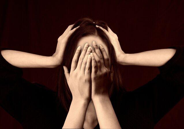 Una persona estresada (imagen referencial)