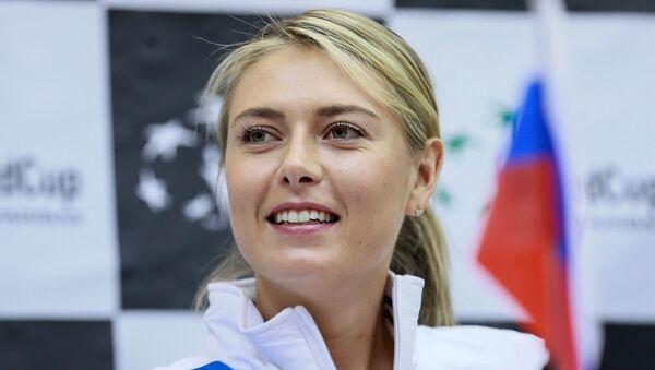 María Sharápova, extenista rusa - Sputnik Mundo