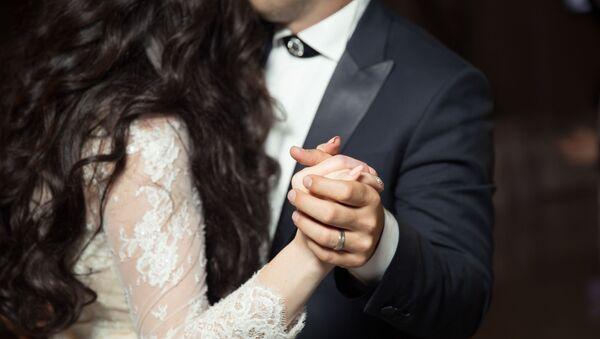 La boda (imagen referencial) - Sputnik Mundo