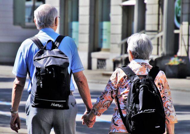 Personas mayores, referencial