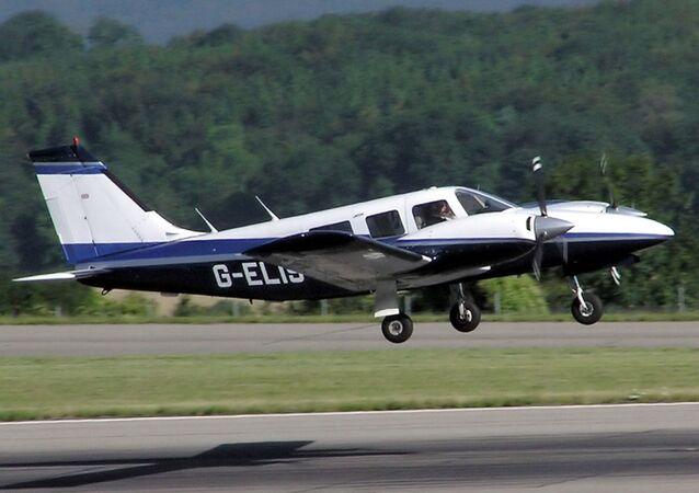 Un Piper PA-34 Seneca