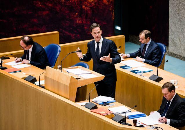 Bruno Bruins, ministro de Atención Médica de los Países Bajos