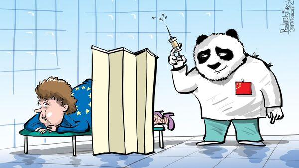 China se convierte en el líder mundial humanitario - Sputnik Mundo